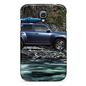 First-class Case Cover For Galaxy S4 Dual Protection Cover Auto Toyota Toyota Runner
