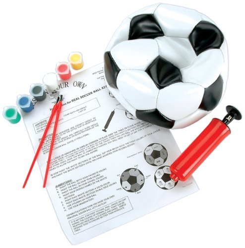 Design Your Own Soccer Ball Kit ()