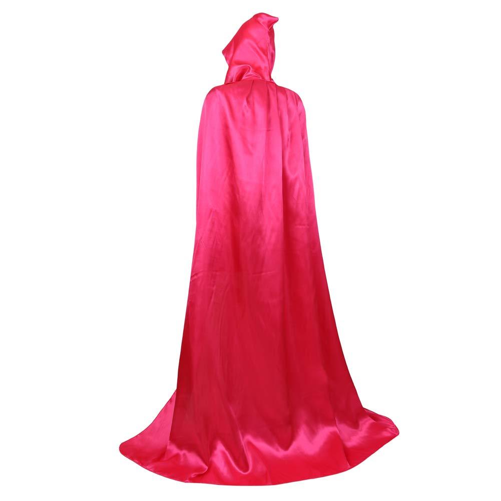 AOLAIYAOQU Men's Cape Cloak Full Length Unisex