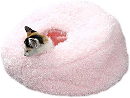 Best Cat Cave House and Kitty Bed Extremely Cozy and Warm Mat