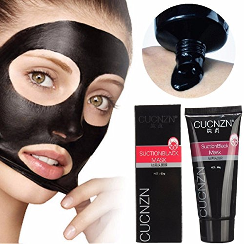 Blackhead Remover Cleaner Purifying Deep Cleansing Acne Black Mud Face Mask Peel-off (Style 2)
