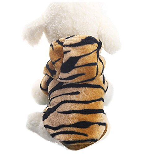 Inkach Small Dog Cat Pet Puppy Flannel Warm