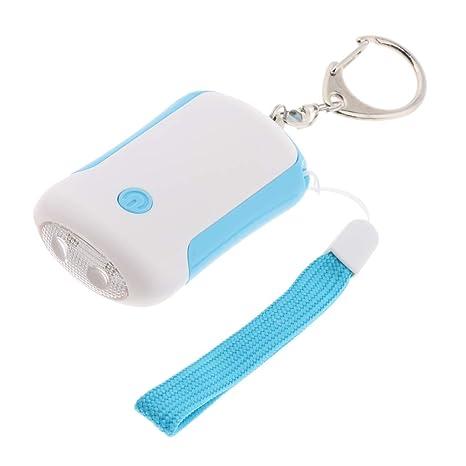 B Baosity Alarma Personal de Llavero Alarma de Seguridad ...