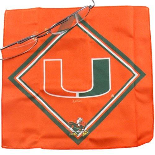 (Hi-Look Collegiate Microfiber Cloth (University of Miami))