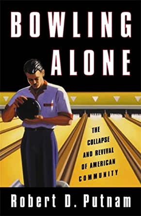 bowling alone kindle edition by robert d putnam politics bowling alone 1st edition kindle edition