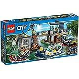 レゴ (LEGO) シティ 沼地のポリスステーション 60069