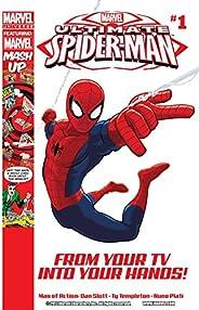 Marvel Universe Ultimate Spider-Man (2012-2014) #1 (English Edition)