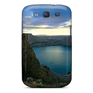 For Galaxy S3 Tpu Phone Case Cover(epic Falls)