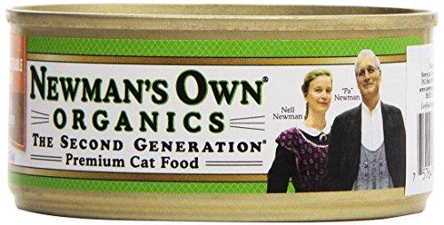 organic cat can turkey veg