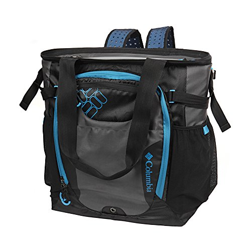 Columbia Alpine Escape 36 Can Thermal Tote Backpack, Black