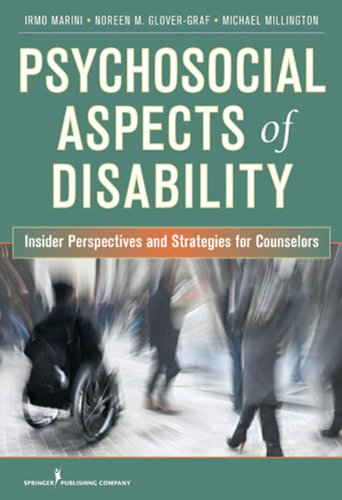 Download Psychosocial Aspects of Disability: Insider Perspectives and Strategies for Counselors Pdf