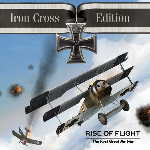 Rise of Flight Iron Cross Edition [Download] (Rise Of Flight Pc Game)