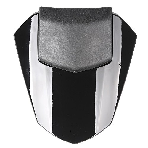 (GZYF BLK ABS Plastic Rear Seat Cover Cowl Fairing For Yamaha YZF R6 2008-2015)
