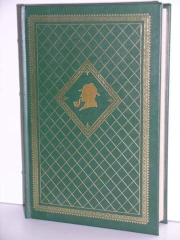 Great Cases of Sherlock Holmes (Franklin Library of Mystery Masterpieces) by Sir Arthur Conan Doyle (1987) Leather Bound