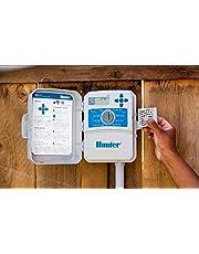 HUNTER Elektrisch irrigatieapparaat X2 1401 met 14 wegen, compatibel met wifi-module (niet inbegrepen) van Garden Prime