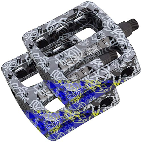 - ODYSSEY Twisted Pro PC Pedals Monogram Print Black