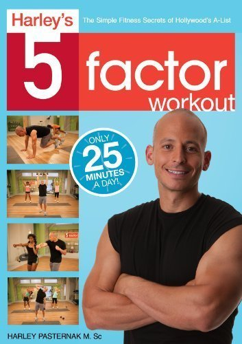 Harley's 5-Factor Workout by Flatiron Film Company by Andrea Ambandos by Flatiron Film Company