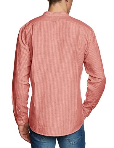 Eddie Bauer - Chemise casual Homme - 12201432, Orange (orange ge lg), FR: XX-Large