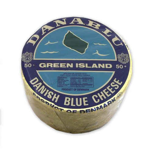 Danish Blue Cheese - Approx. 6 Lb-Wheel