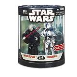 Hasbro Star Wars Emperor Palpatine & Commander Vill Action Figure 2-Pack #4