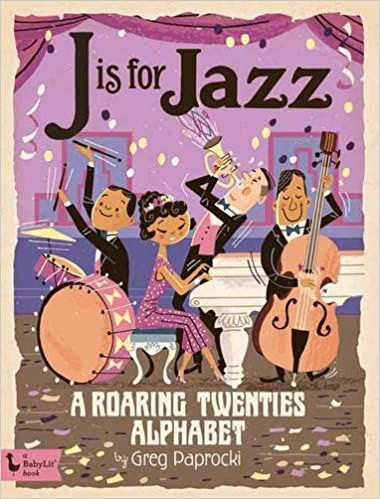 Descargar Libros Ebook Gratis J Is For Jazz: A Roaring Twenties Alphabet Como PDF