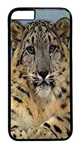 ACESR Baby Tiger iPhone 6 Hard Case PC - Black, Back Cover Case for Apple iPhone 6(4.7 inch)