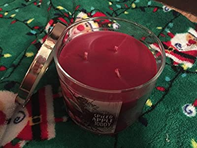 Bath and Body Works 3-wick Candle 2016 Winter Edition