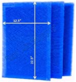 RAYAIR SUPPLY 14×25 Air Ranger Replacement Filter Pads 14X25 (3 Pack) Review
