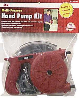 Ace Plastic Hand Pump Kit by ACE