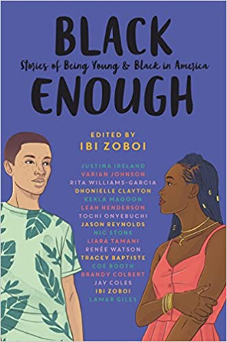 7ba20abfb8 Amazon.com  Black Enough  Stories of Being Young   Black in America ...