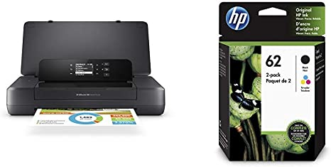 Amazon.com: Impresora portátil HP OfficeJet 200 con ...