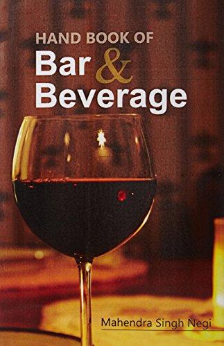 Handbook of Bar and Beverage