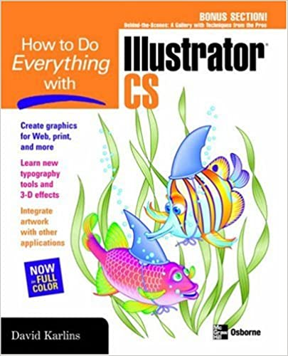 How to Do Everything with Illustrator CS
