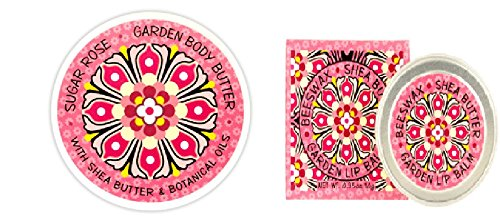 Rose Scented Lip Balm - 8