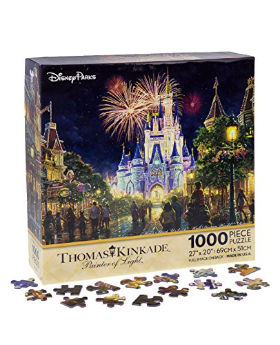 Walt Disney World Thomas Kinkade Main Street U.S.A. Firework