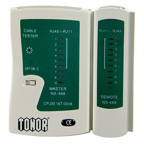 Tonor RJ45 Network Cable Tester product image