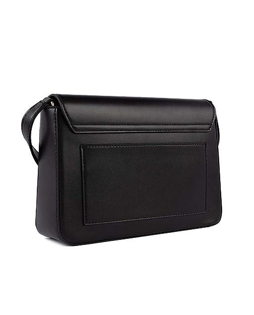 6c57ddfd8 Tous Bandolera mediana de mujer Teatime Jewel en negro con imán: Amazon.es:  Zapatos y complementos