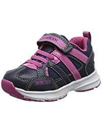Geox Girl's J TOP FLY G. A Sneakers
