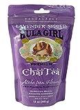 Hula Girl Premium Spiced Chai Tea, Lavender