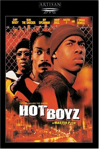 Hot Boyz -  DVD, Rated R, Gary Busey
