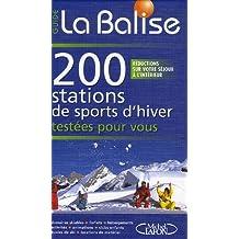 200 stations de sports d'hiver