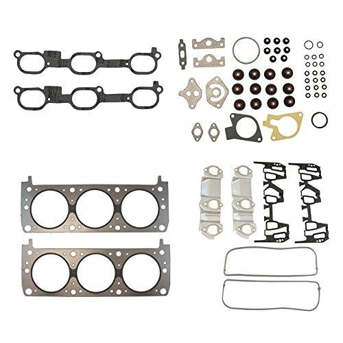 Engine Head Gasket Kit Set for Buick Chevy Olds Pontiac 3.1L 3.4L V6