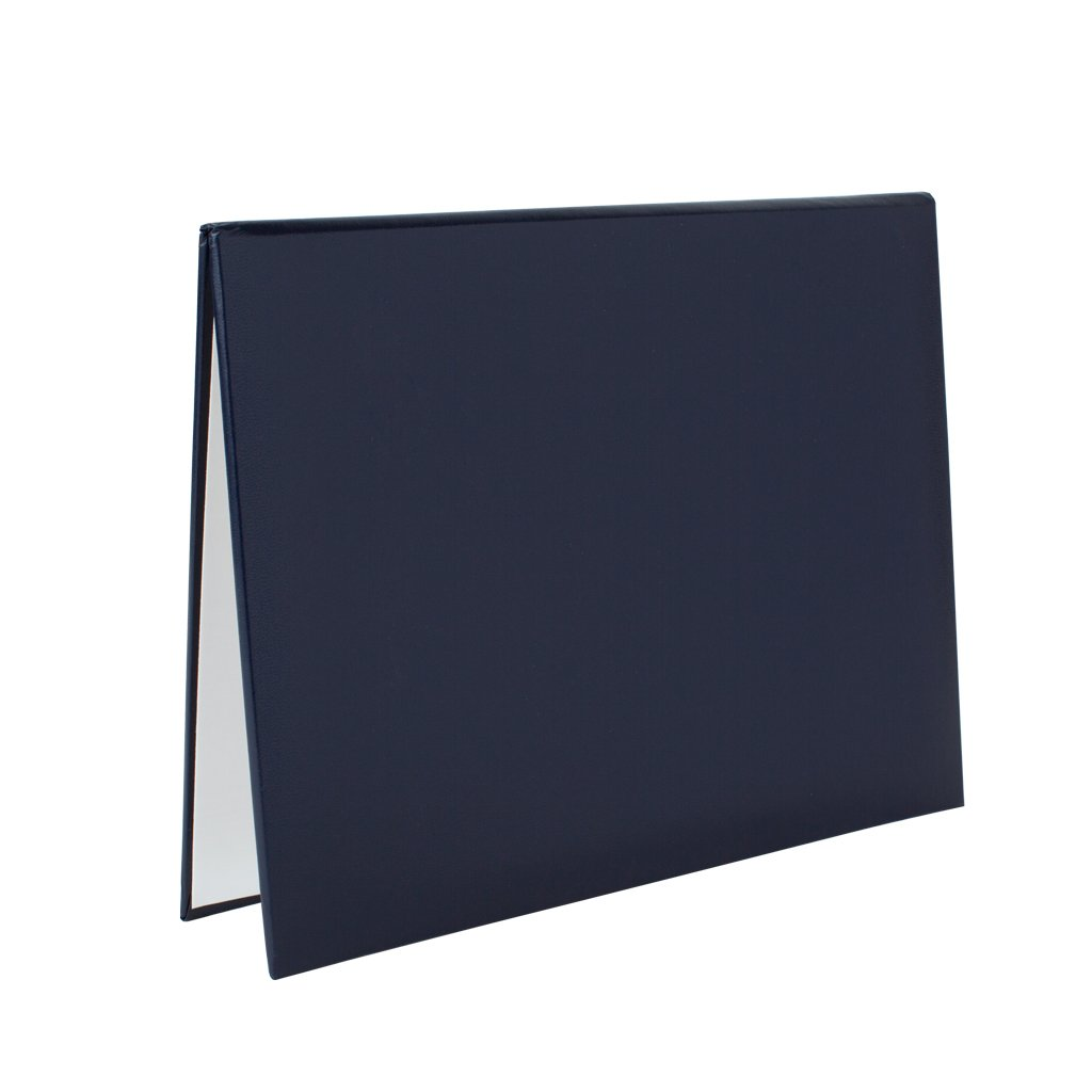 Navy Blue Diploma Cover 8.5'' x 11'' - pack of 25