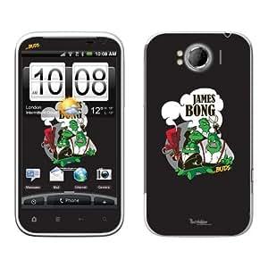 Diabloskinz B0070 - 0066-0060 James Bond vinilo adhesivo para HTC Sensation XL