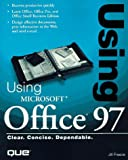 Using Microsoft Office 97, Nelson Howell and Wayne Freeze, 0789714426