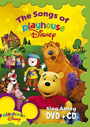 The Songs Of Playhouse Disney [DVD]: Amazon co uk: Various