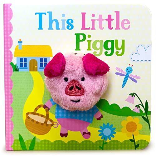 This Little Piggy Finger Puppet -
