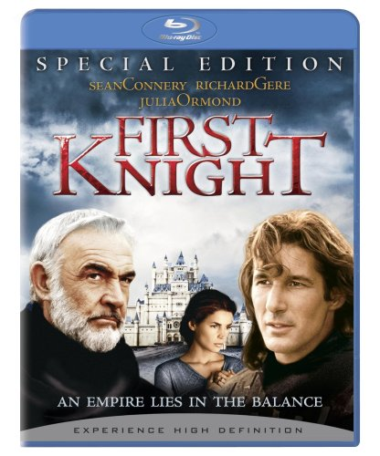 [First Knight (Special Edition) [Blu-ray]] (Standing Ovation Movie Costumes)