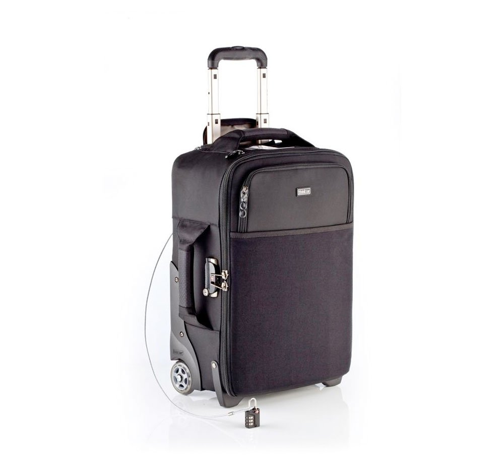 Think Tank Airport International V2.0 Rolling Bag (Black)
