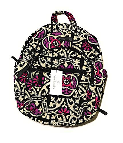 Vera Bradley Essential Compact Backpack - Scroll Medallion